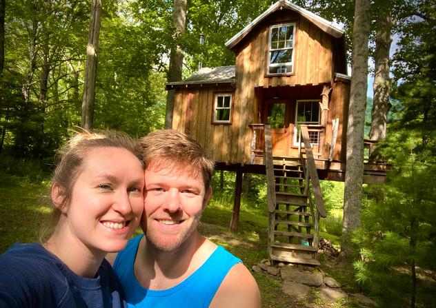 Vanessa & Joel from Charleston, WVA