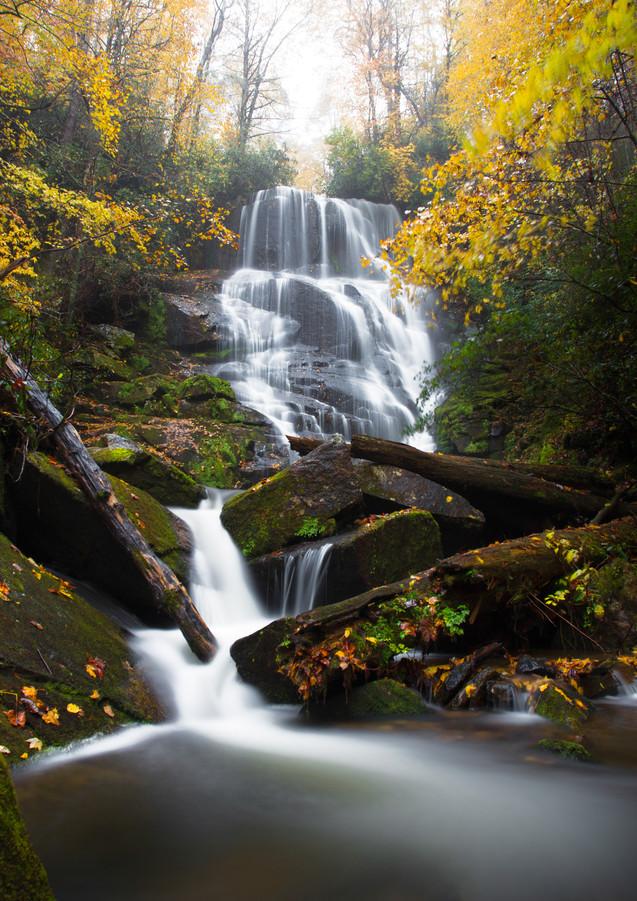 Eastatoe Falls