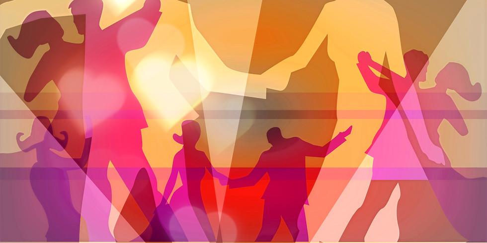 Ballroom & Latin Dance Party