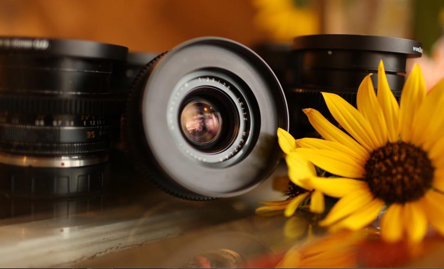 Leica Lens Product Photo