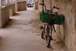 Bike in an Alley