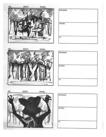 Storyboard Frames