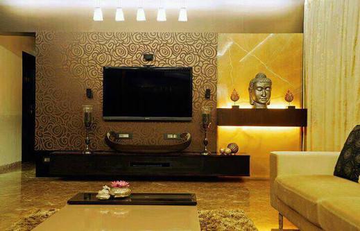 best tv cabinet design indore by interio