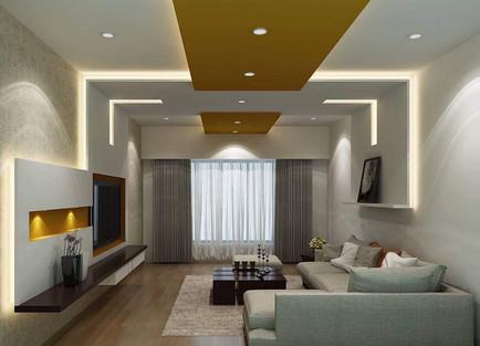 false ceiling by interior ikon .jpeg