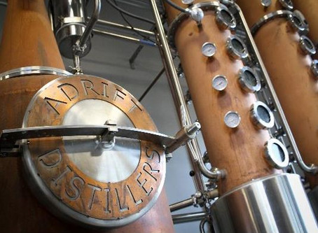 Updates from around the state and Glacier Distilling of Montana strikes again.