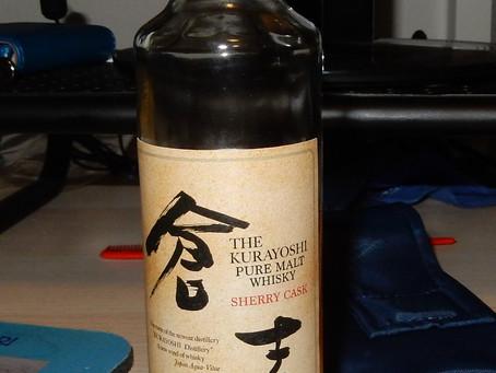 The Kurayoshi Pure Malt Whiskey