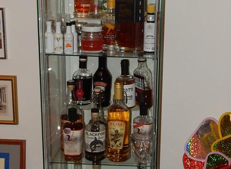 Washington whiskies, a smorgasbord for your choosing.