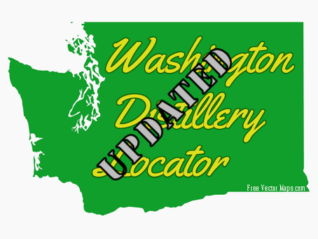 New updates to the Washington Distillery Locator.