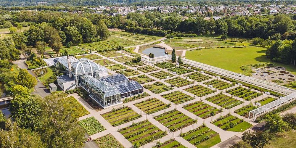 Image of Vytautas Magnus University Botanical Garden