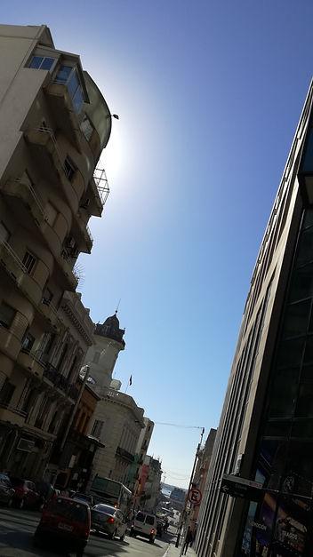Edificios y construcciones de la Ciudad Vieja de Montevideo