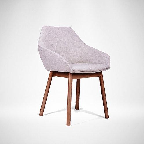 Hex Armchair