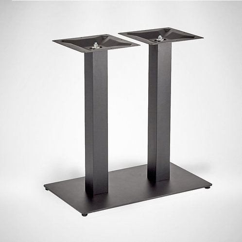 Flat Twin Pedestal Base