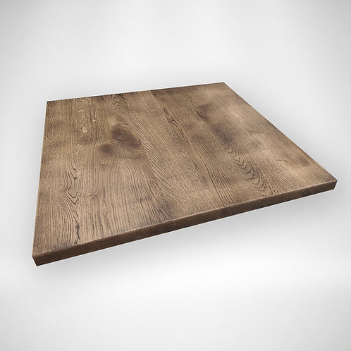 Natural Oak aged table top