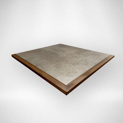 Zinc Inset Table Top