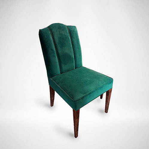 Flute Dining Chair
