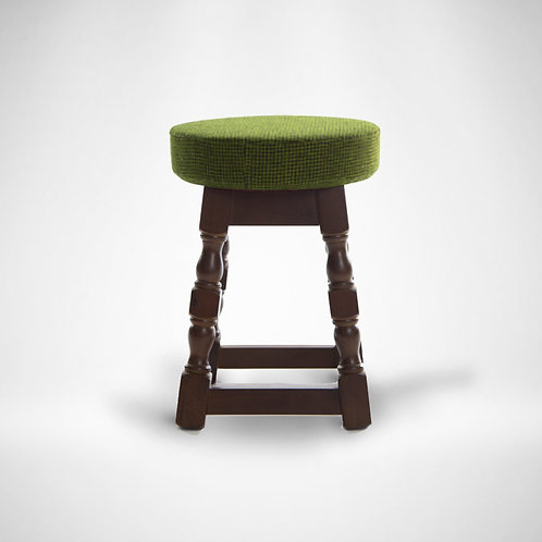 Traditional low stool