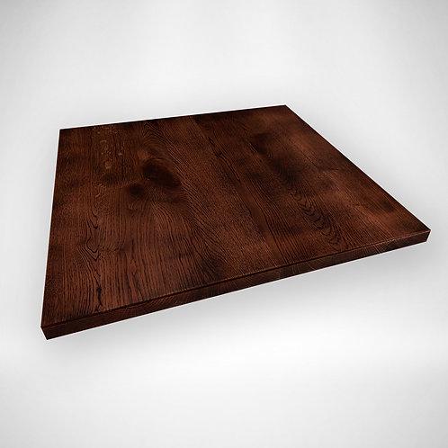 Medium Oak aged table top
