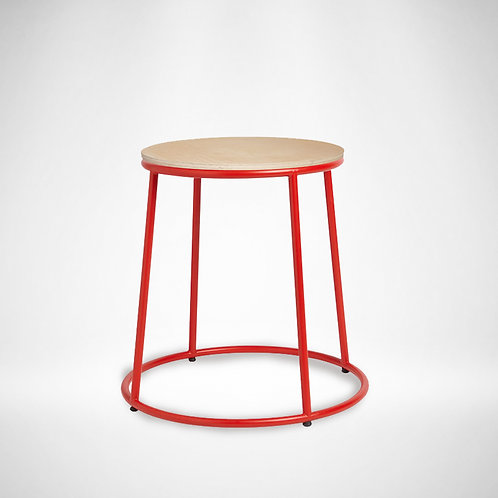 Industry 2 low stool