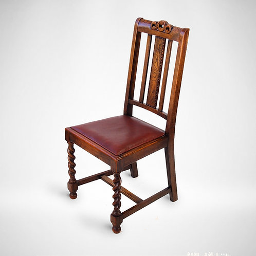 Reclaimed 1940's Dining Chair