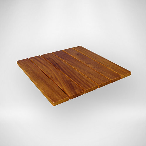 Iroko table top