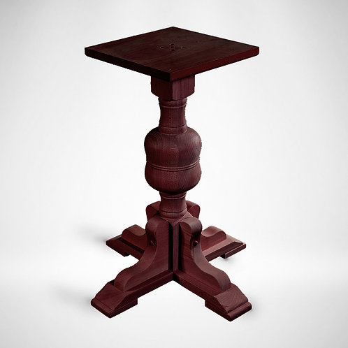 Acorn Table Base