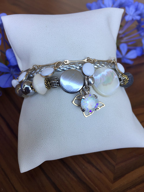 Bracelet Papillon - 3