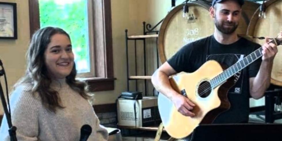 Outdoor Concert Series- Featuring Kris & Sofia