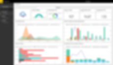 Dashboard Microsoft Power BI