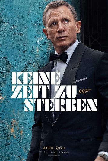 Keine Zeit zum Sterben 007  - Kino Palac