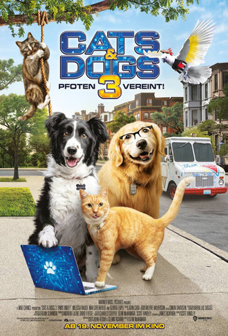 Cats & Dogs 3  - Kino Palace #KinoProgra