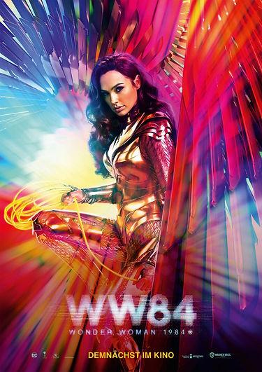 Wonder Woman 1984 v2 - Kino Palace #Kino