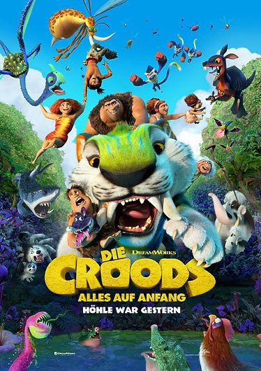 Die Croods 2  - Kino Palace #KinoProgram