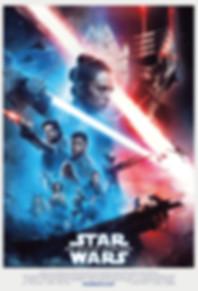 Star Wars 9 - der Aufstieg Skywalkers #K