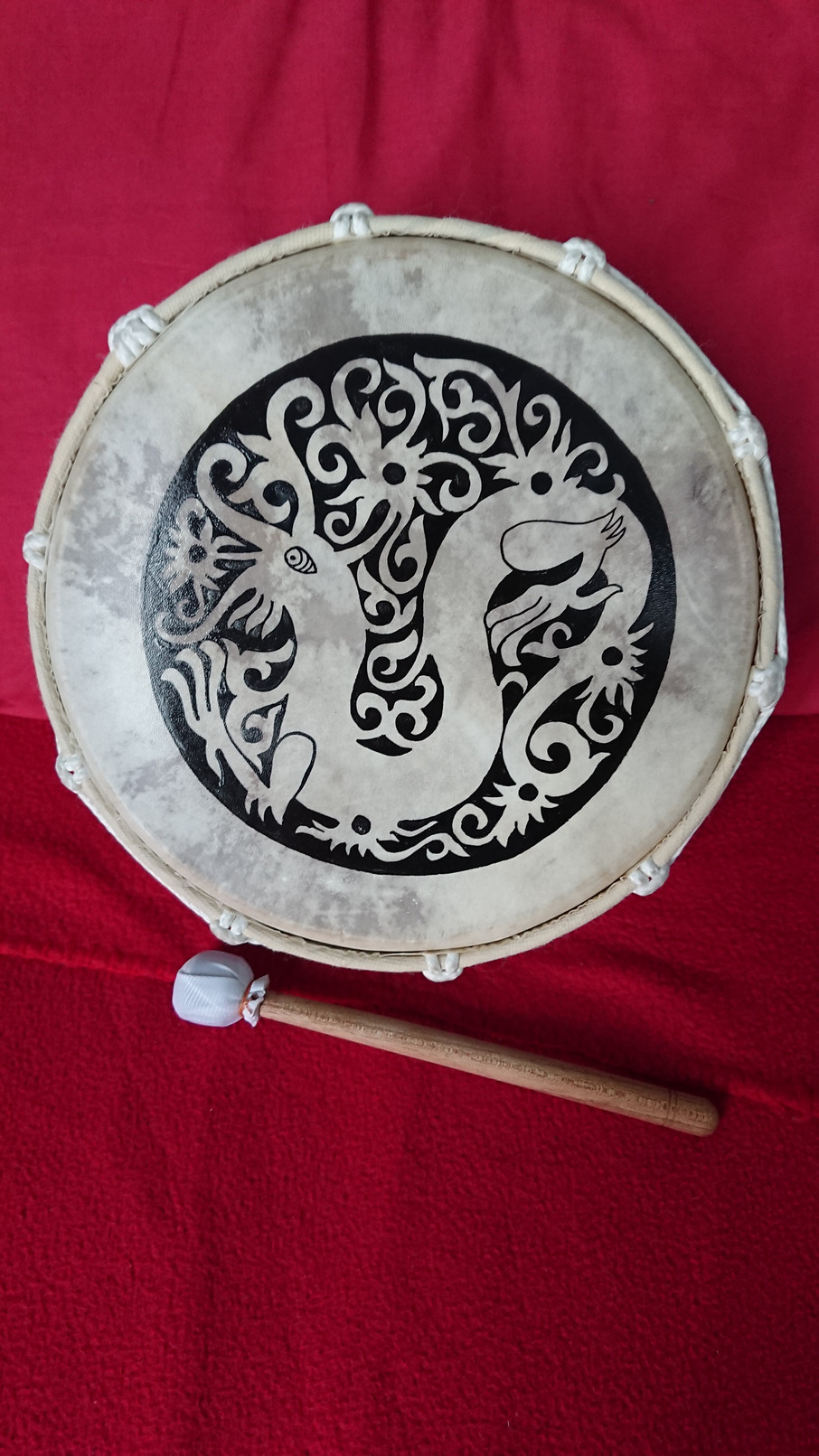 Healing drum meditation
