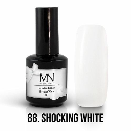 Vernis Semi-Permanent Shocking White (n°88)