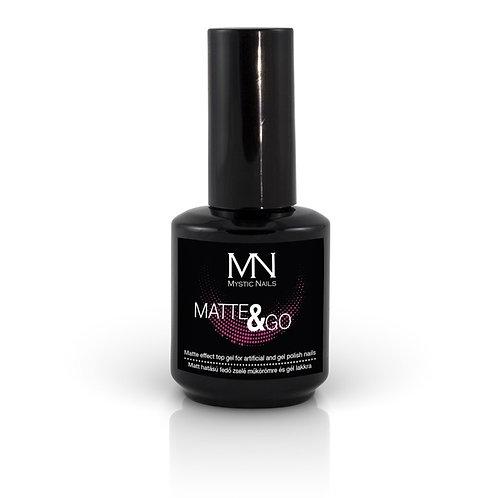 Matte & Go (Finition Mat sans résidu)