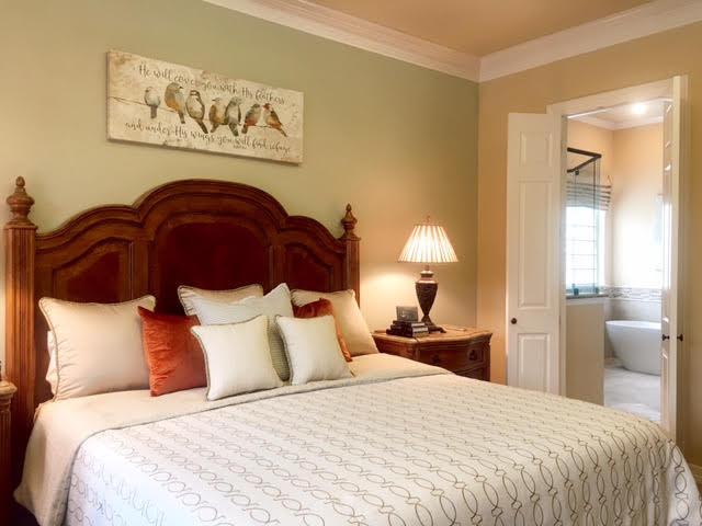 Scandinavian Bedroom Comfort