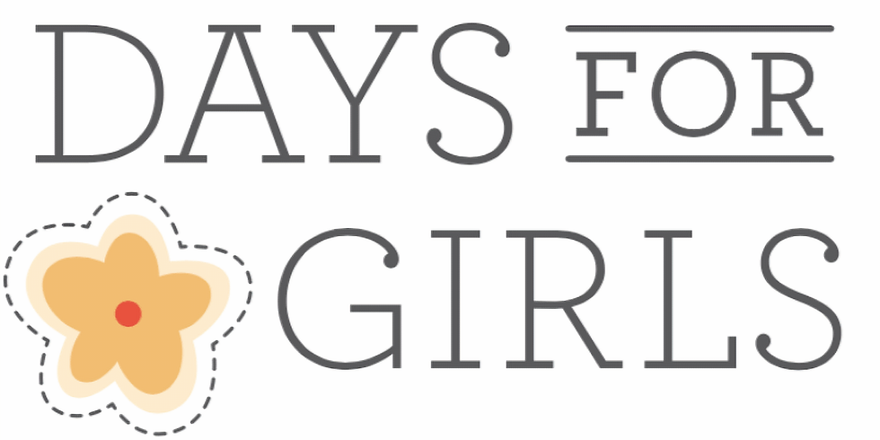 Days for Girls SERVICE PROJECT