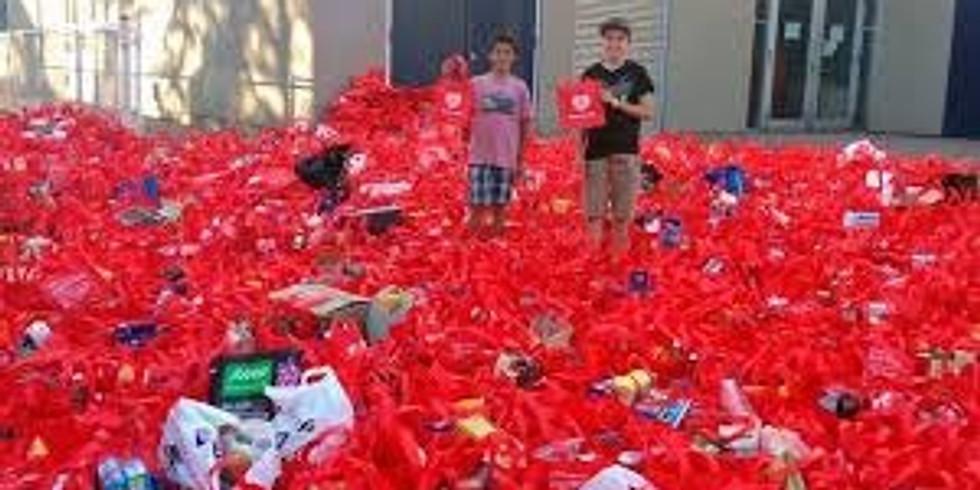 Red Bag Food Drive