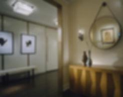 Charmaine Wynter interior design office, mult unit, lobby dallas texas