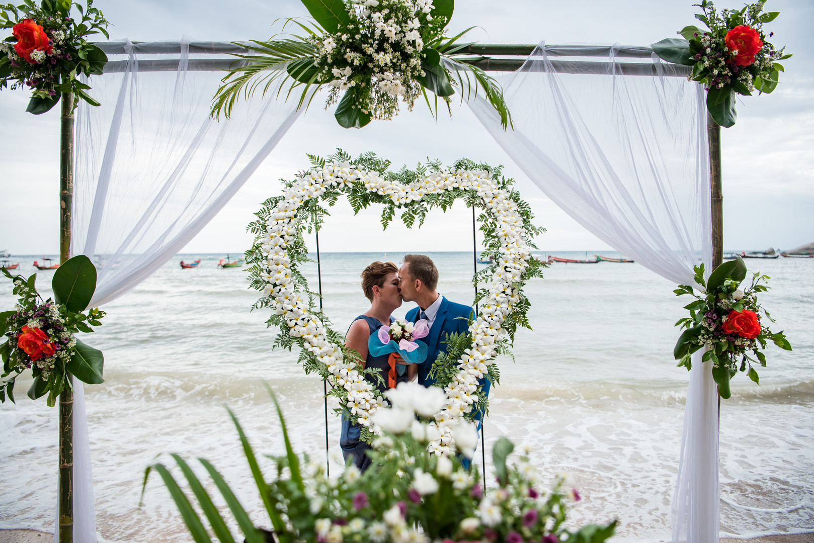 Wedding in Koh Tao