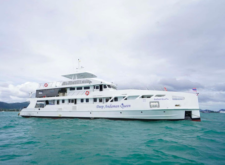 The Best Asia Liveaboard Diving Options