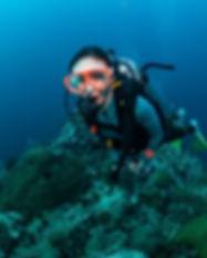 scuba diving samui