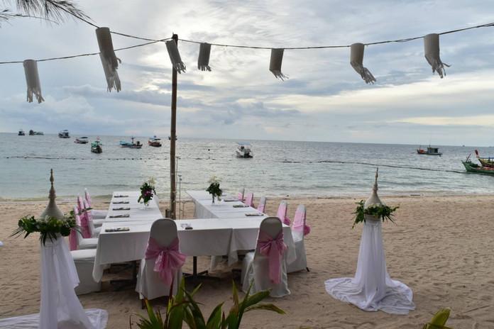 Wedding in Koh Tao