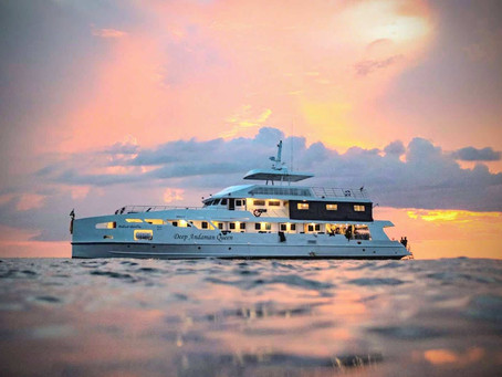 When to Dive the Similan Islands