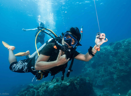 Our Thai Team Manager: The 8,000 Dives Life
