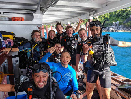 Why you should get scuba certified with Coral Grand Divers