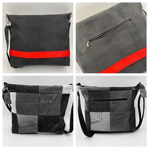 EW-Bag Denim-Linea