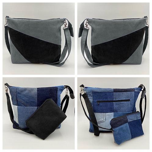 EW-Bag Denim-Universa