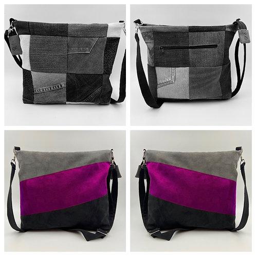 EW-Bag Denim-Varia